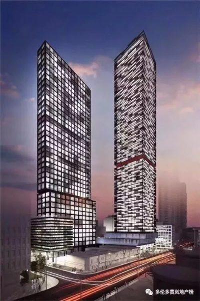 多伦多市中心 Yonge / Eglinton - E2 Condos 公寓