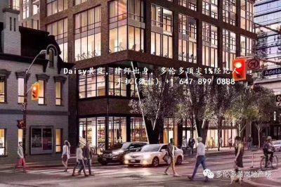 多伦多 Peter & Adelaide Condo 公寓 - 市中心AAA级新盘上市