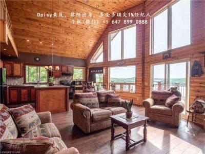 大多伦多湖滨度假屋 Cottage