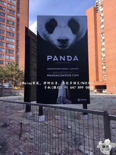 多伦多市中心5A地段Panda Condo 熊猫公寓