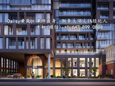 多伦多市中心舒适休闲区XO Condo 公寓