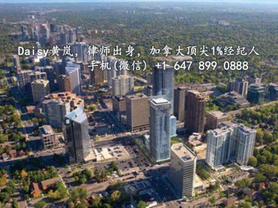 多伦多北约克中心Yonge/Finch繁华中心 AZURA Condo公寓