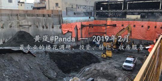 多伦多市中心 PANDA Condo 熊猫公寓楼花建设进度