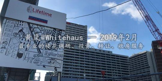 多伦多中城区 Whitehaus Condo 公寓楼花建设进度