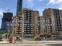 多伦多市中心 Social Condo 公寓楼花建设进度